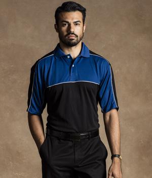 Color Block Sport Shirt