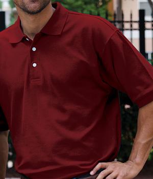 Fine Pima Pique Sport Shirt