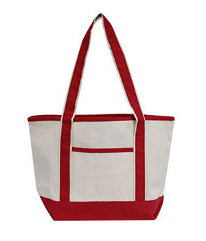 Medium Canvas Deluxe Tote