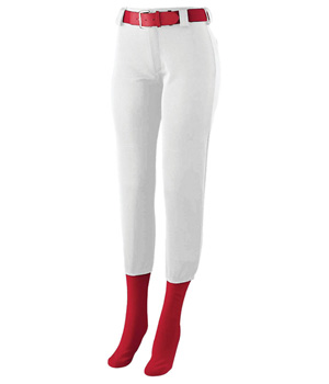 Girls Low Rise Homerun Pant
