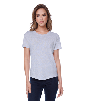 Womens Melrose High Low Tee