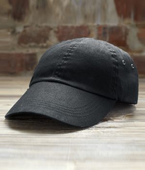 6 Panel Low Profile Twill Cap