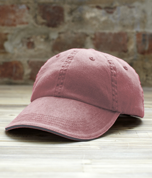 Pigment Dyed Twill Cap