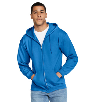 Heavy Blend Full-Zip Hood