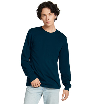Fine Jersey Long Sleeve Tee