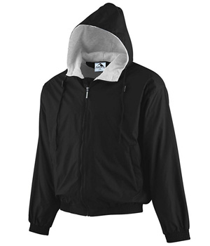 Youth Taffeta Fleece Jacket