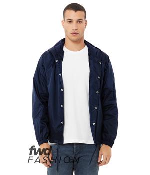 Hooded Coaches Jacket