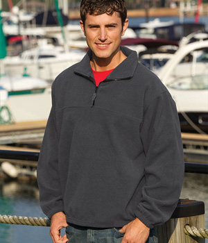 Micro Fleece 1/4 Zip Jacket