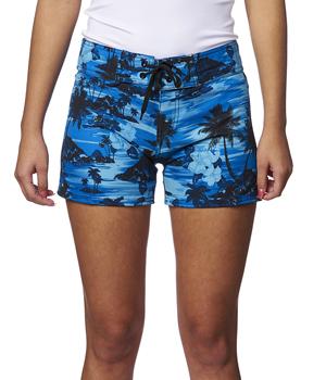 Ladies Stretch Board Shorts