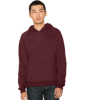 California Fleece Raglan Hood