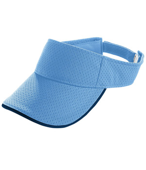 Youth Mesh Two Color Visor