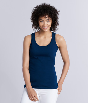 Softstyle Racerback Tank