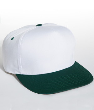 Poly Cotton Twill Cap