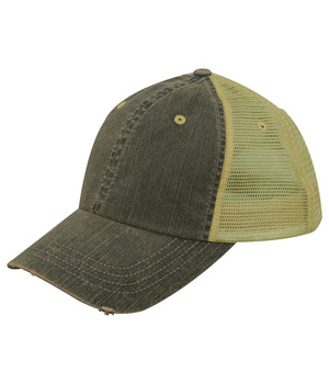 Dirty Washed Trucker Cap