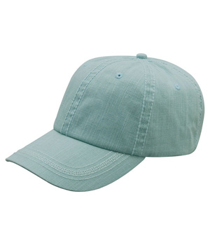 Slub Cotton Washed Cap