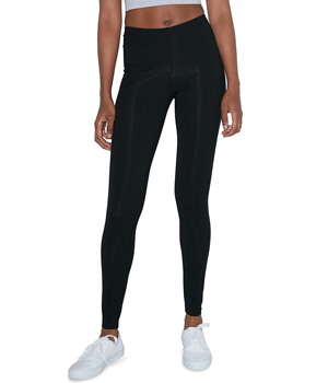 Womens Cotton Spandex Leggings