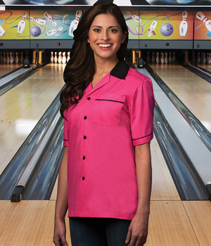 GM Legend Retro Bowling Shirt