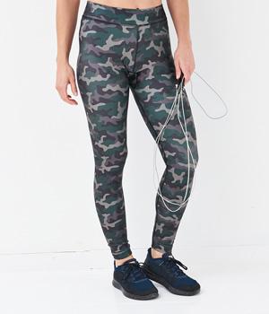 Ladies Cool Printed Legging