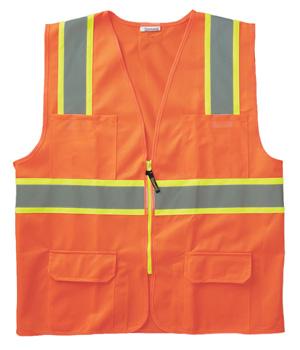 Two-Tone Surveyor Vest