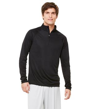 Unisex 1/4 Zip LW Pullover
