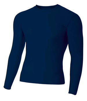Long Sleeve Compression Crew