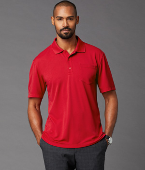 Adult Smart Pocket Polo