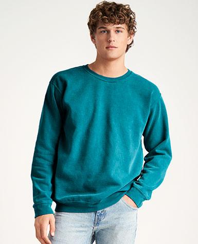 1566 Comfort Colors Crewneck Sweatshirt 10 Ounce Pre